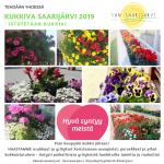 Kukkiva Saarijärvi 2019