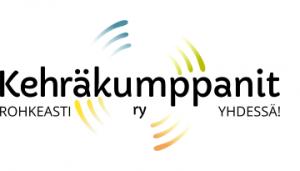 Kehräkumppanit ry:n logo